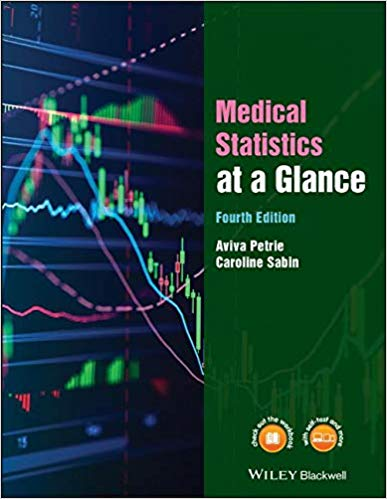 Medical Statistics at a Glance 4th Edition