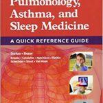 Pediatric Pulmonology, Asthma, and Sleep Medicine 1st Edition