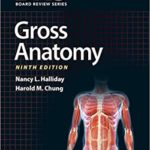 BRS Gross Anatomy (Board Review Series) 9th Edition
