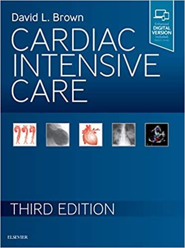 Cardiac Intensive Care 3rd Edition