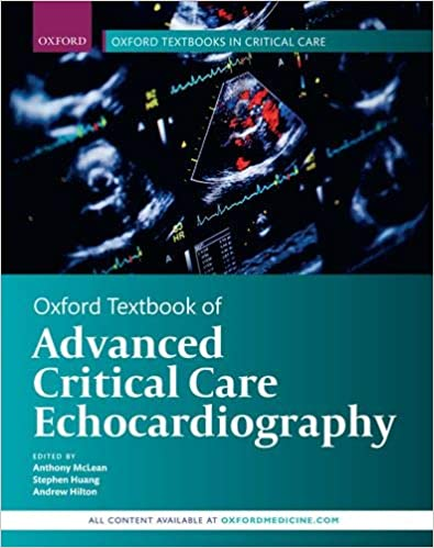 Oxford Textbook of Advanced Critical Care Echocardiography PDF Free Download