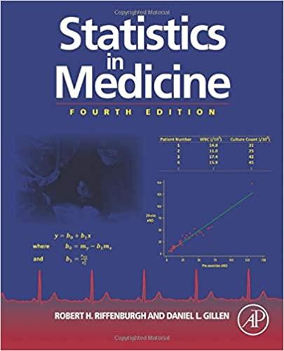 Statistics in Medicine 4th Edition