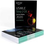 USMLE Step 2 CK Lecture Notes 2020: 5 Books Set