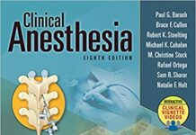 Clinical Anesthesia 8th edition PDF Free Download