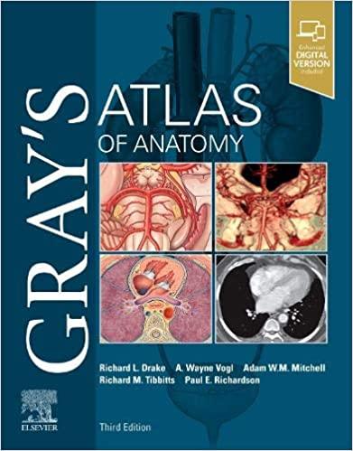 Download Gray's Atlas of Anatomy 2020 3rd Edition PDF