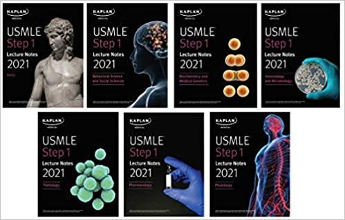 Download USMLE Step 1 Lecture Notes 2021: 7-Book Set PDF