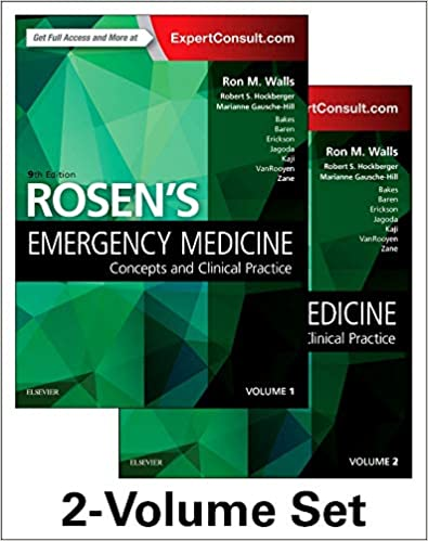 Rosen's Emergency Medicine Concepts and Clinical Practice 9th Edition PDF