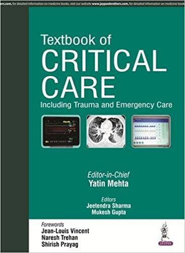 Textbook of Critical Care 1st Edition PDF Free Download