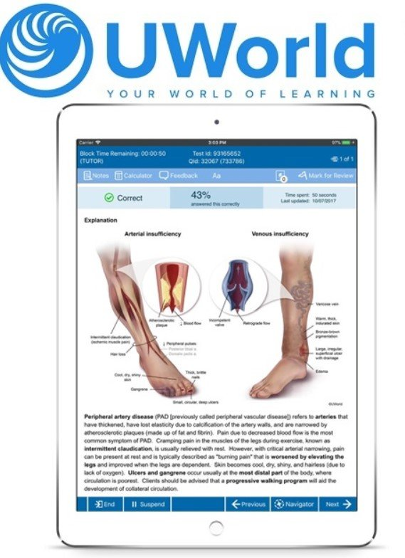 UWorld For USMLE Step 1 2021 PDF Free Download
