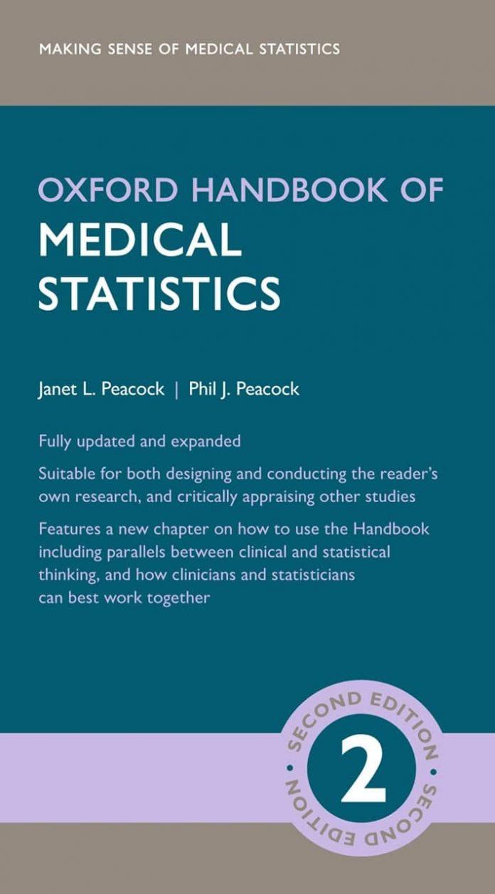 Oxford Handbook of Medical Statistics 2nd Edition PDF