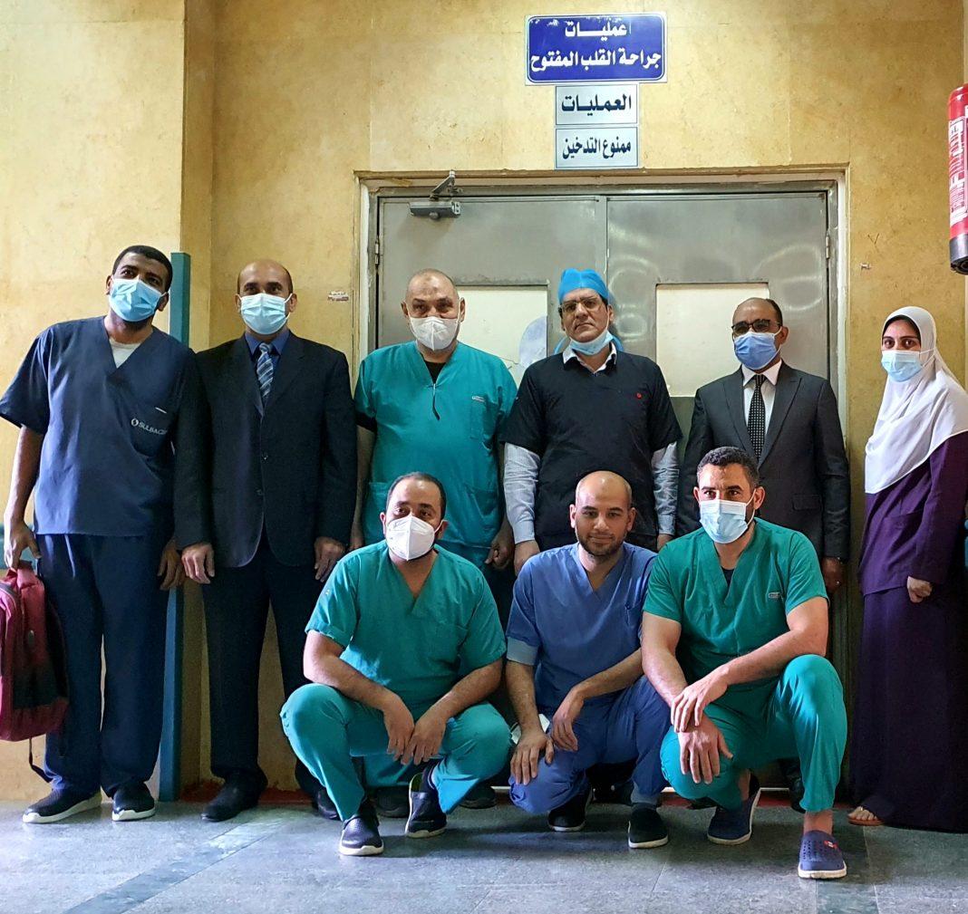 Muntada Aid's Little Hearts Mission